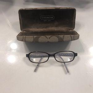 Coach Marlie 533 Brown eyeglasses